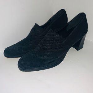 EUC Donald J Pliner Textured Block Heel